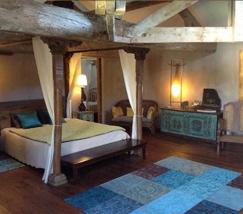 Suite chambres d'hôtes